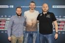 12.04.2019 - HC Erlangen stellte Antonio Metzner als neuen Spieler vor