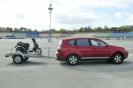 Auch 2017 sind wir mit unserem Roller vom Nürnberger Zweirad-Center Stadler bei der DTM dabei