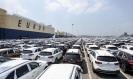 Kia Fahrzeugexporte