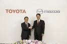 Mazda und Toyota
